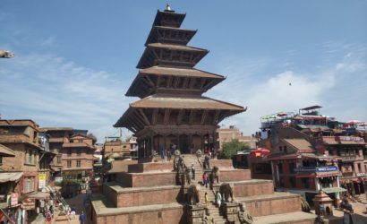 Private Bhaktapur Day Tour