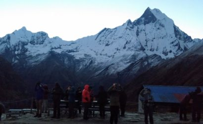 Annapurna Base Camp Trek 5 Days