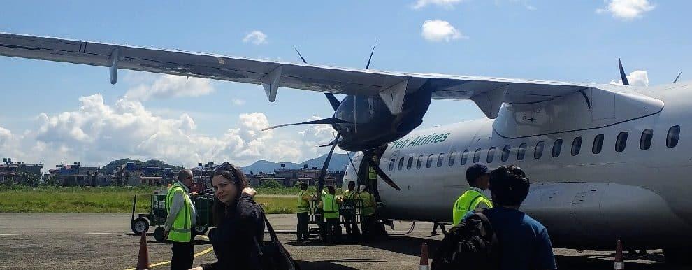 Kathmandu Lumbini Flight tickets