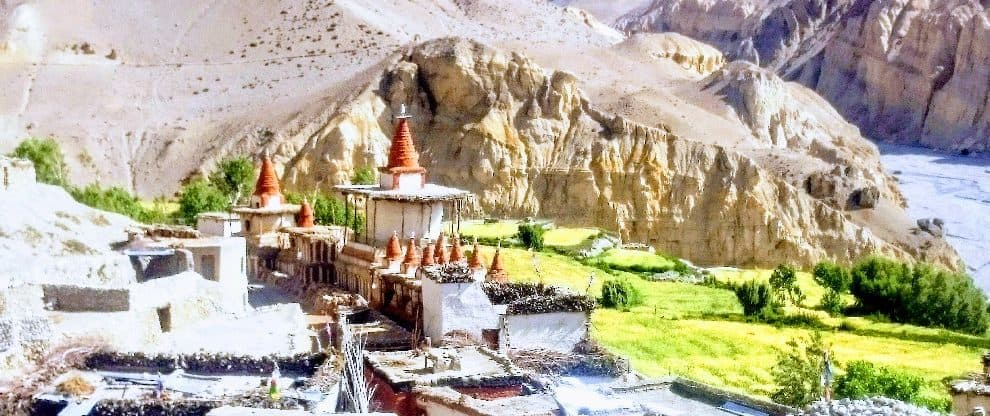 Trek to Upper Mustang