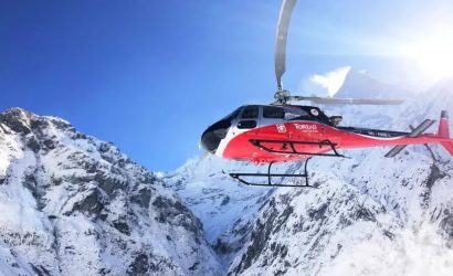Annapurna Base Camp Trek and Fly back by Helicopter