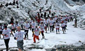 Everest Gokyo Lakes Trek and Everest Marathon