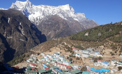 Everest Namche Bazar Trek